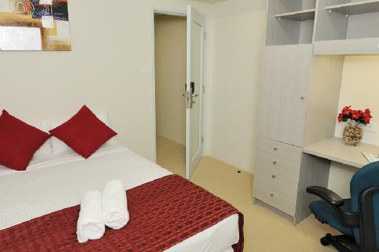 One Bedroom Double Apartment