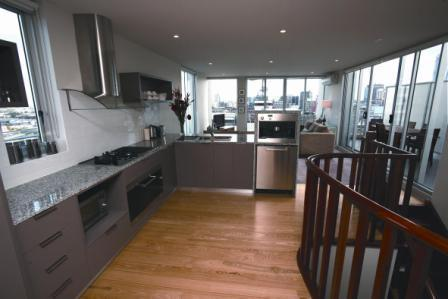 3 Bedroom Penthouse Apartment Furnished Southbank Accommodation